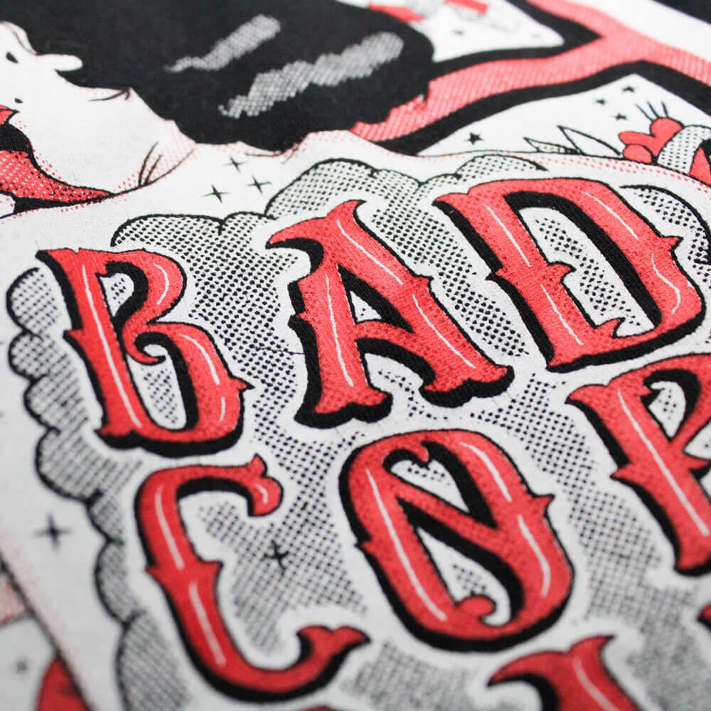 Merch Design for Bad Cop/Bad Cop by HECreative