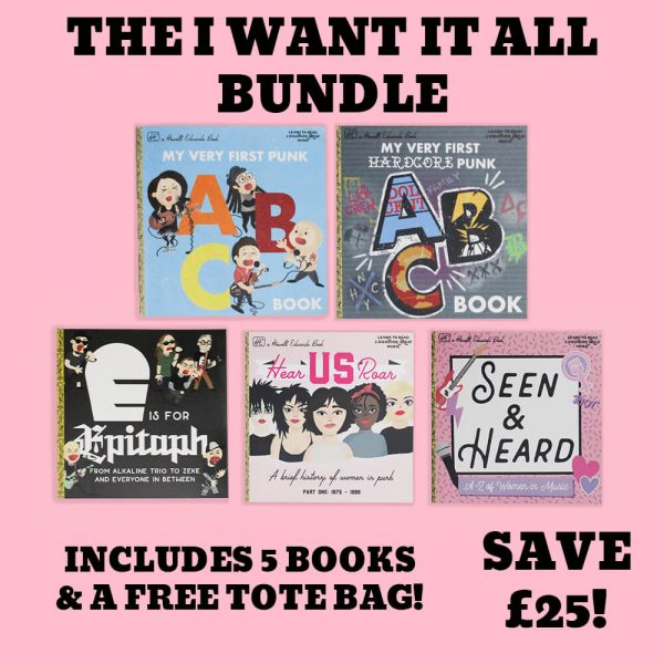 The I Want It All Bundle by HECreative