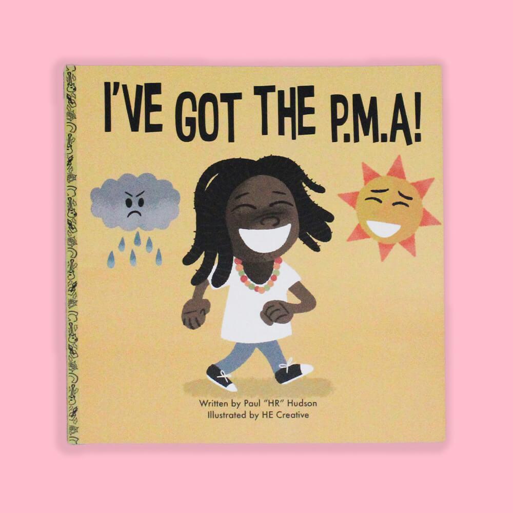 I've Got The P.M.A! by HR of Bad Brains and HECreative