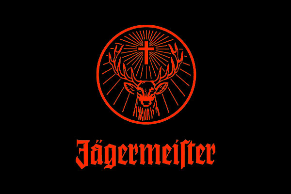 Illustration for Jaegermeister by HECreative