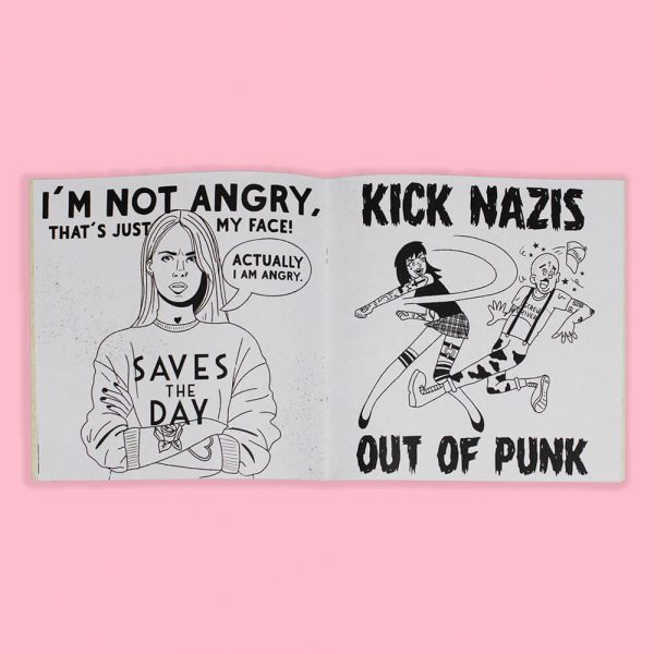 Punk Coloring Book by HECreative