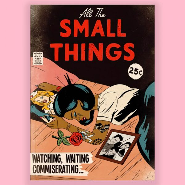 Small Things Print by HECreative