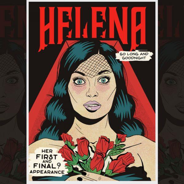 Helena Print by HECreative