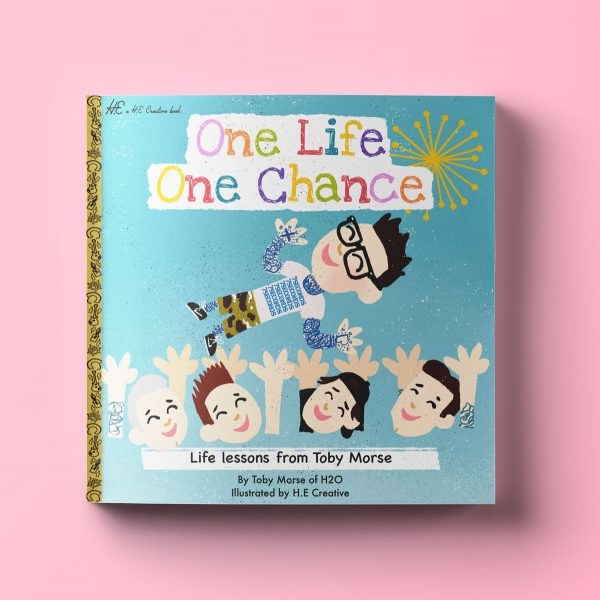 One Life One Chance by HECreative and Toby Morse