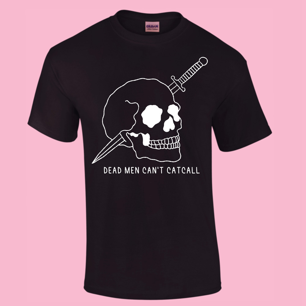 Dead Men Shirt by HECreative