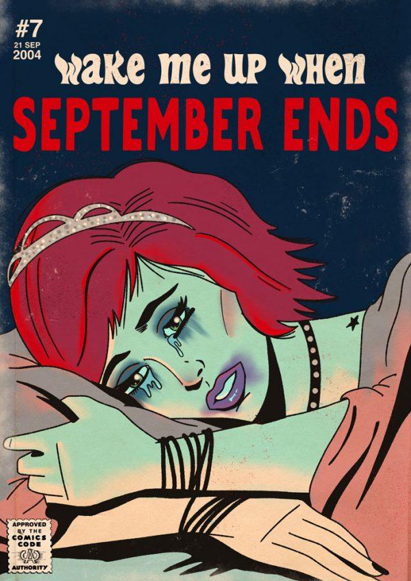 September Print by HECreative
